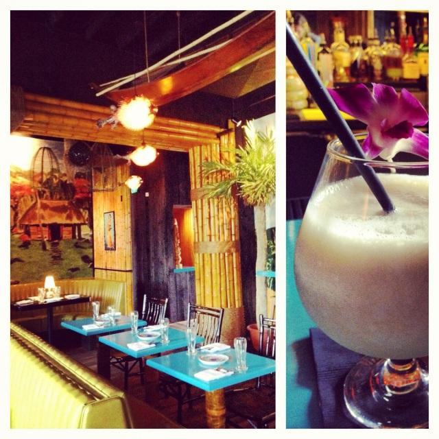 Adrift Tiki Bar
