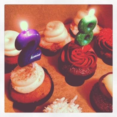 Treats from Happy Cakes
